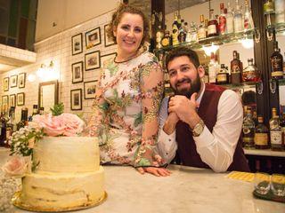 El casamiento de Melu y Santi