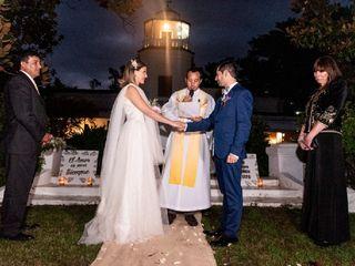El casamiento de Tammy  y Juan