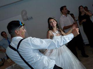 El casamiento de Gisella y Gabriel