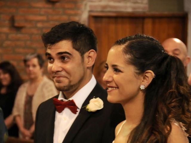 El casamiento de Carla y Juan