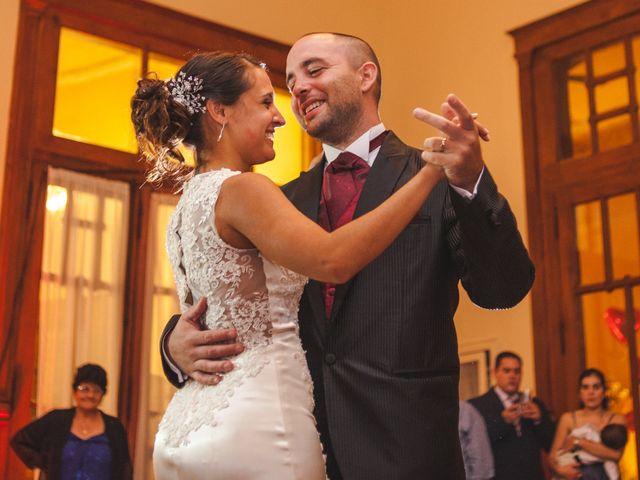 El casamiento de Boly y Damian