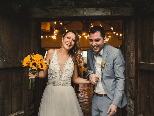 El casamiento de Sarah y Sergio