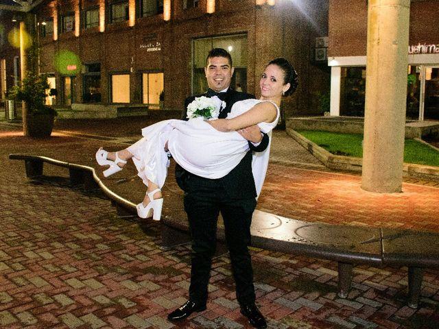 El casamiento de Mariel y Ezequiel