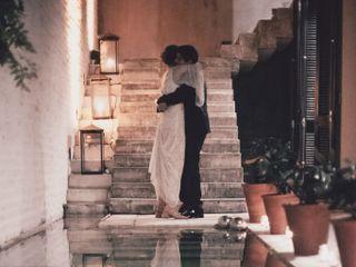 El casamiento de Anna y Nico 1