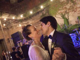 El casamiento de Anna y Nico