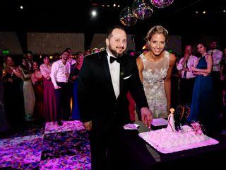 El casamiento de Vane y Gabi