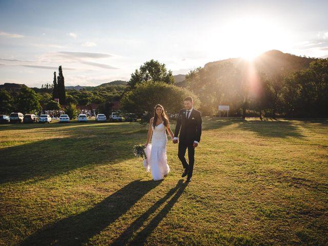 El casamiento de Marina y Jose