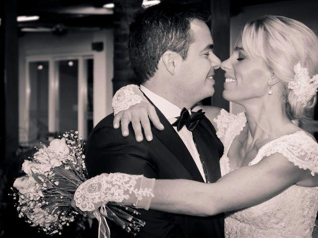 El casamiento de Flor y Artu