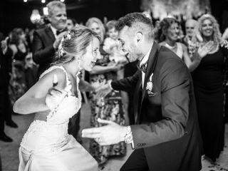El casamiento de Nati y Tetè