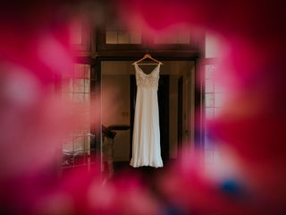El casamiento de Romina y Mariano 1