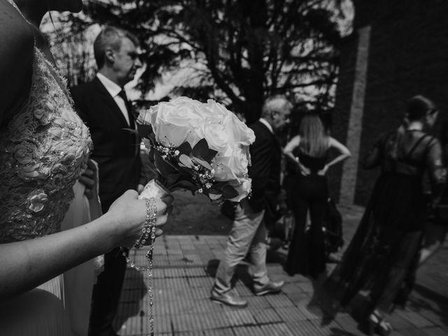 El casamiento de Mariano y Romina en Jauregui José Maria, Buenos Aires 15