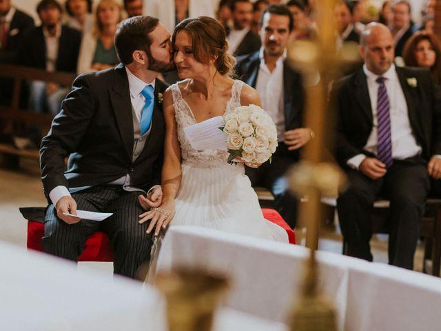 El casamiento de Mariano y Romina en Jauregui José Maria, Buenos Aires 17