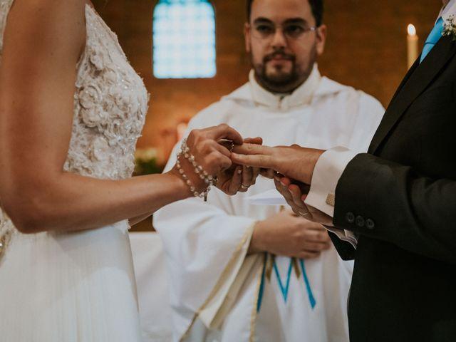 El casamiento de Mariano y Romina en Jauregui José Maria, Buenos Aires 21