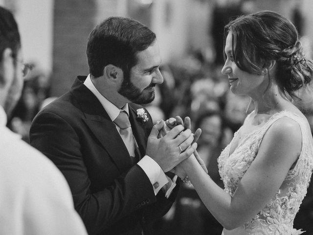 El casamiento de Mariano y Romina en Jauregui José Maria, Buenos Aires 1