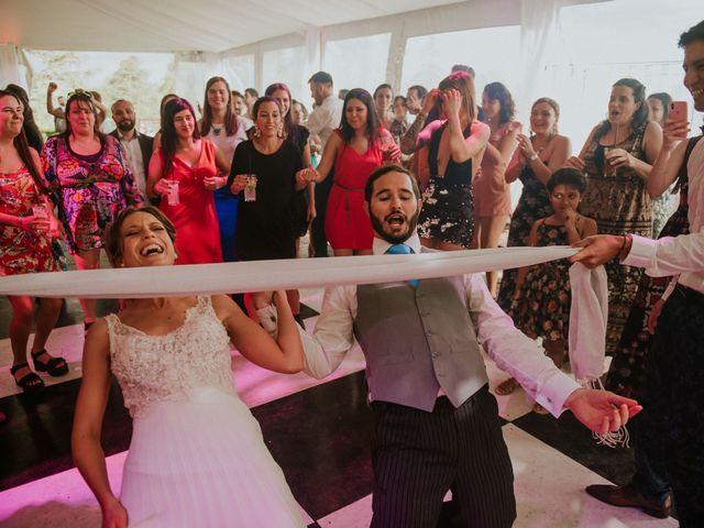 El casamiento de Mariano y Romina en Jauregui José Maria, Buenos Aires 36