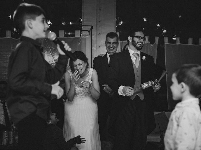 El casamiento de Mariano y Romina en Jauregui José Maria, Buenos Aires 43
