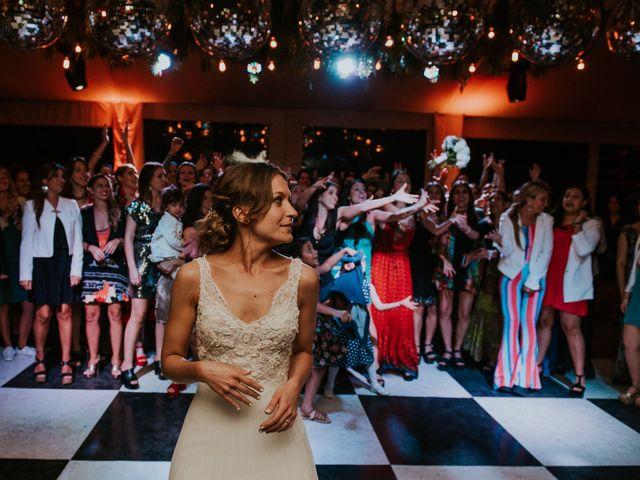 El casamiento de Mariano y Romina en Jauregui José Maria, Buenos Aires 44