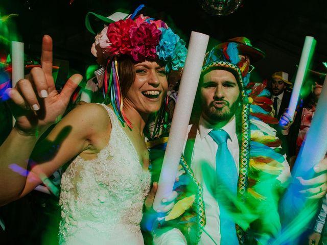 El casamiento de Mariano y Romina en Jauregui José Maria, Buenos Aires 50