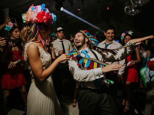 El casamiento de Mariano y Romina en Jauregui José Maria, Buenos Aires 52