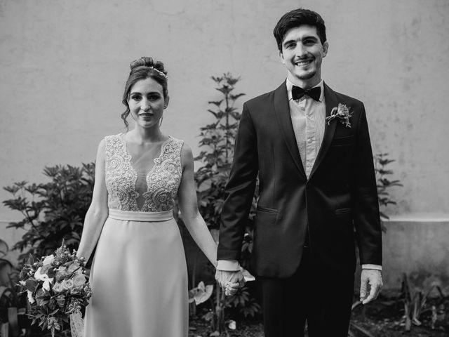 El casamiento de Sol y Ale