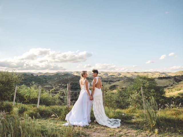 El casamiento de Mika y Vale en Villa Allende, Córdoba 6