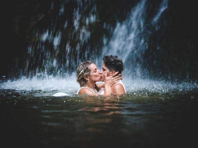 El casamiento de Vale y Mika