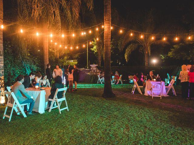 El casamiento de Mika y Vale en Villa Allende, Córdoba 50