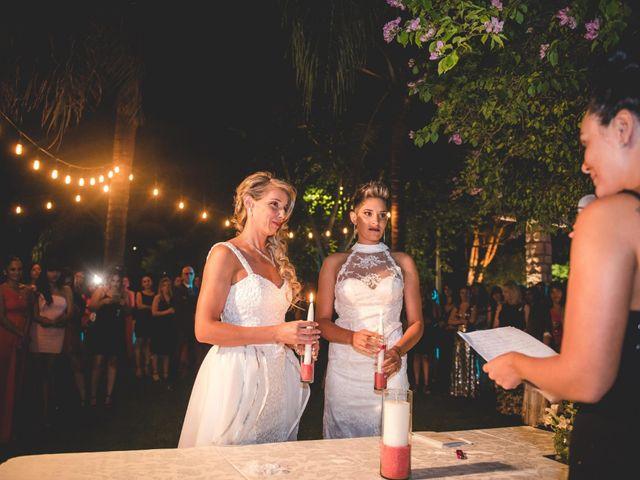 El casamiento de Mika y Vale en Villa Allende, Córdoba 70