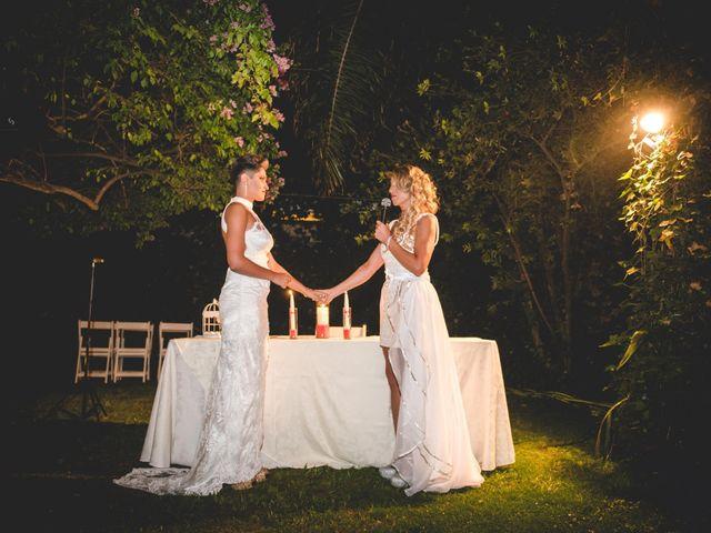El casamiento de Mika y Vale en Villa Allende, Córdoba 75