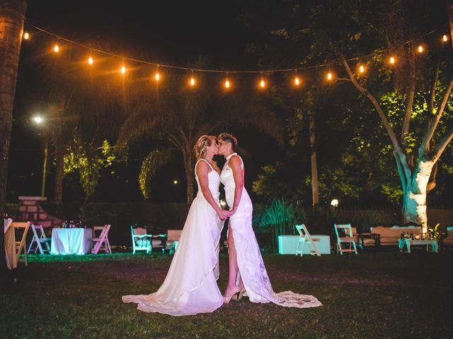 El casamiento de Mika y Vale en Villa Allende, Córdoba 85