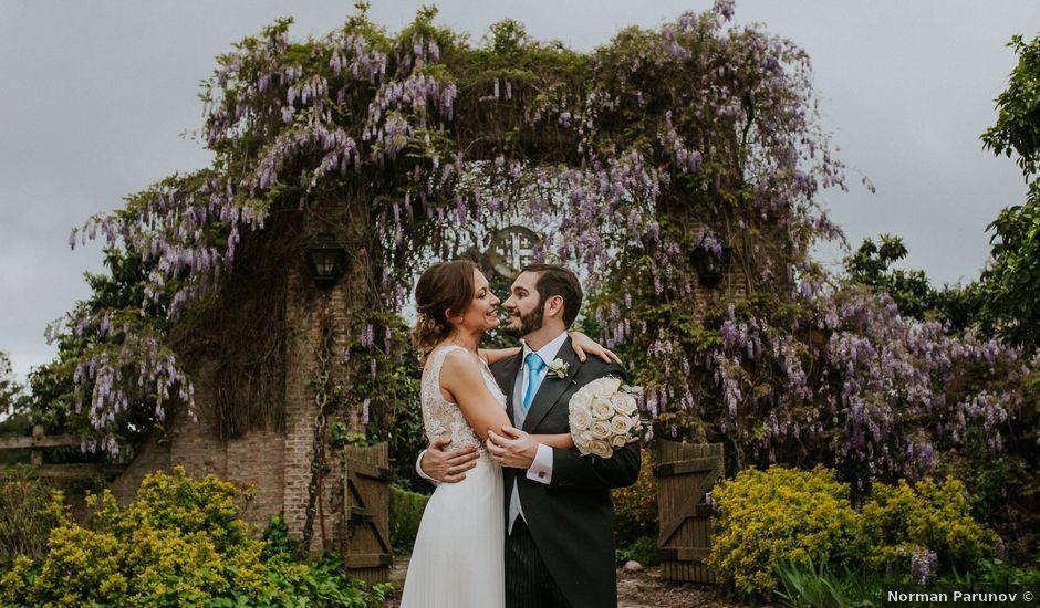 El casamiento de Mariano y Romina en Jauregui José Maria, Buenos Aires