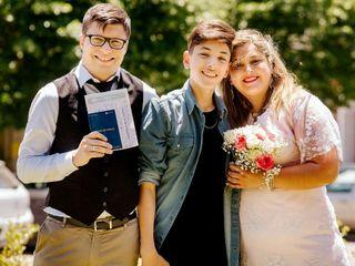 El casamiento de Jennifer y Pablo 1