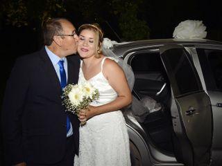 El casamiento de Nancy y Braian 1