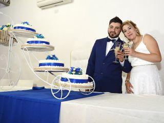 El casamiento de Nancy y Braian