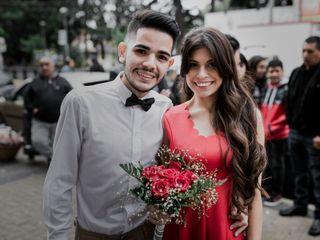El casamiento de Keila y Benjamín 2