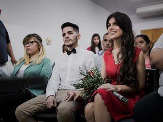 El casamiento de Keila y Benjamín 3