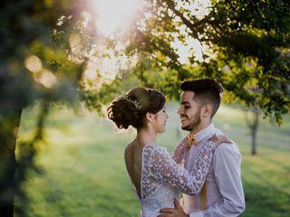 El casamiento de Keila y Benjamín