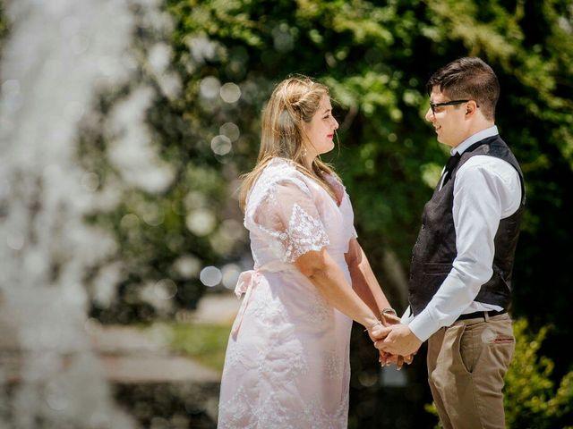 El casamiento de Jennifer y Pablo