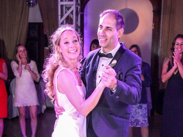 El casamiento de Marcela y Andrés