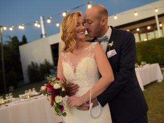 El casamiento de Jenn y Josh