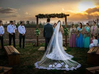 El casamiento de Regina y Edipo 2