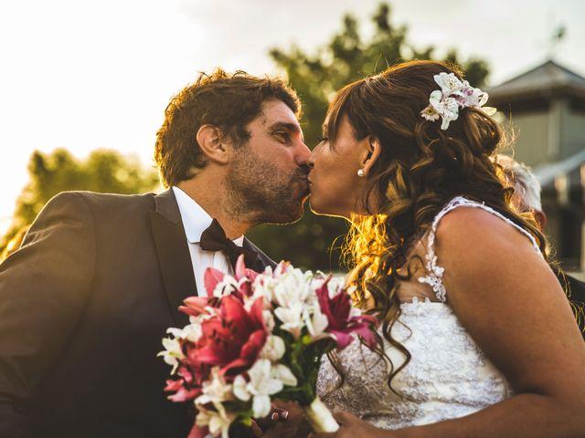 El casamiento de Lorena y Diego