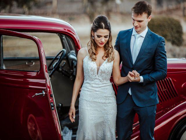 El casamiento de Regina y Edipo