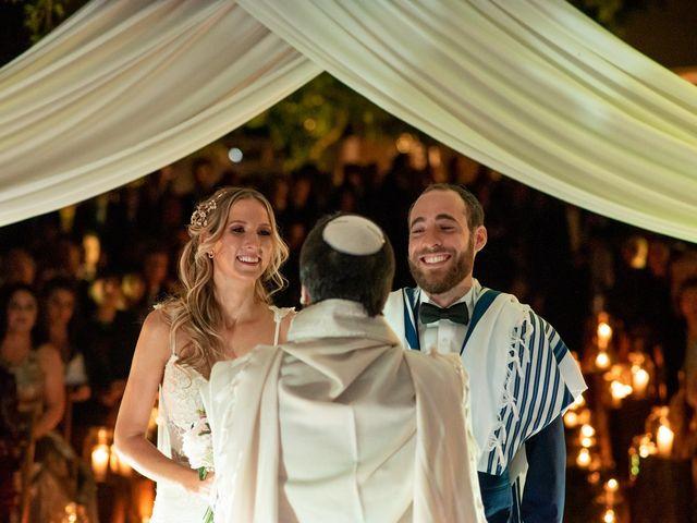 El casamiento de Marie y Ilan