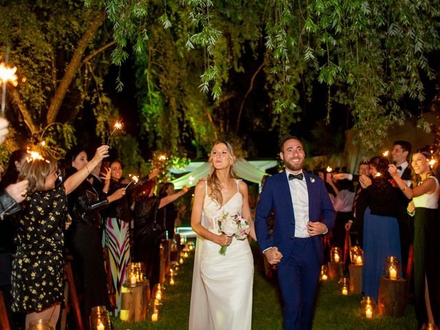 El casamiento de Ilan y Marie en Pilar, Buenos Aires 80