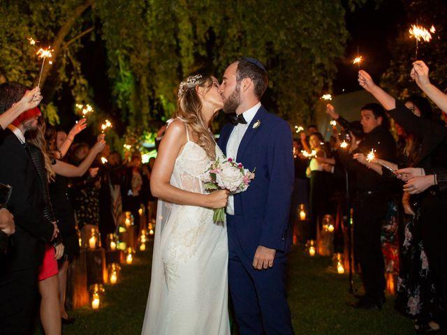 El casamiento de Ilan y Marie en Pilar, Buenos Aires 81