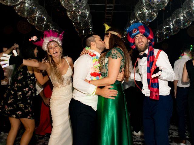 El casamiento de Ilan y Marie en Pilar, Buenos Aires 161