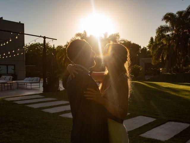 El casamiento de Ilan y Marie en Pilar, Buenos Aires 167