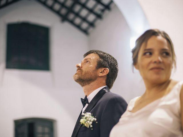 El casamiento de Lucila y Alejandro