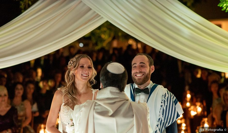 El casamiento de Ilan y Marie en Pilar, Buenos Aires